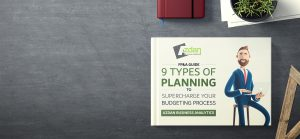 9 types of planning and budgeting