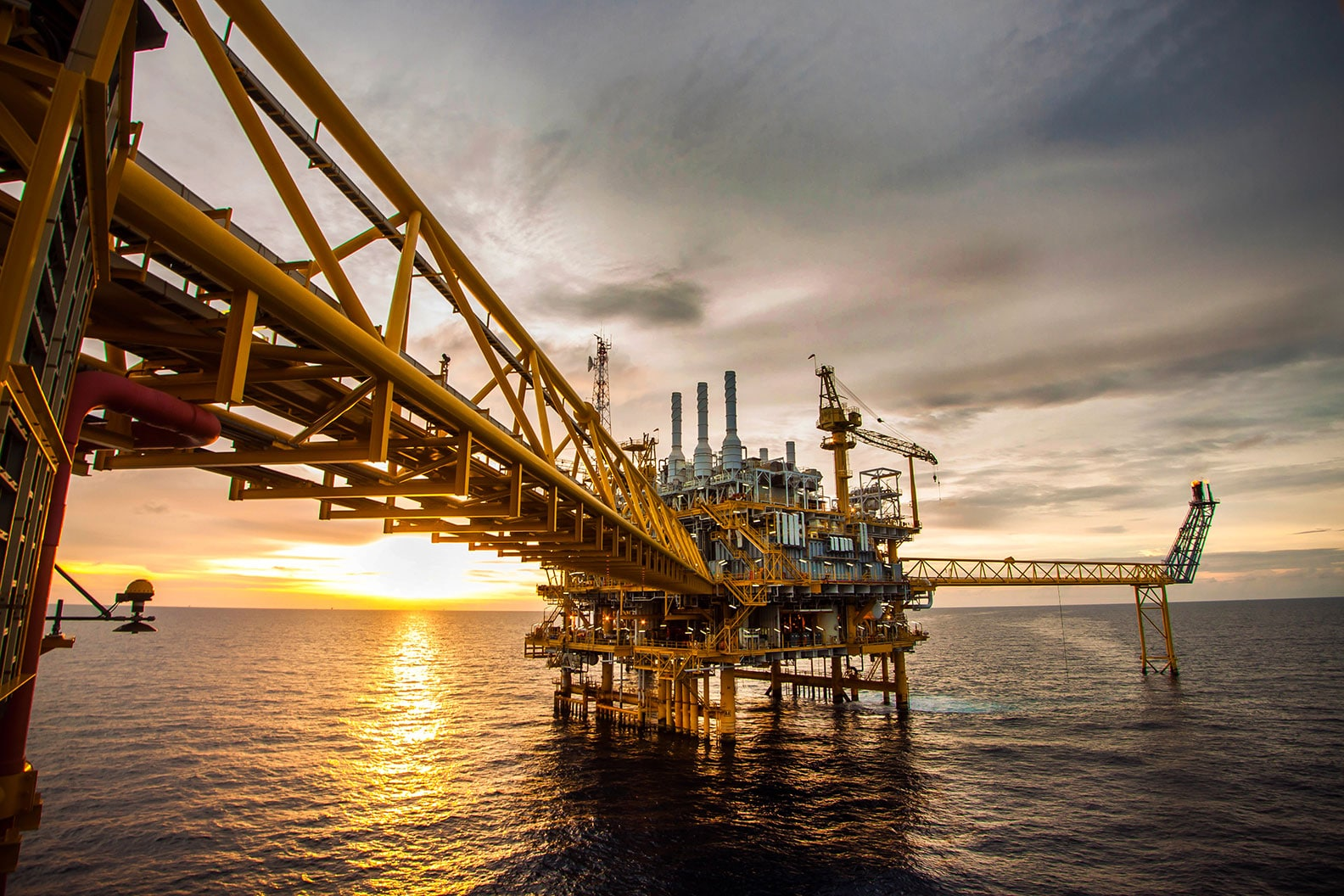 Oil/gas rig