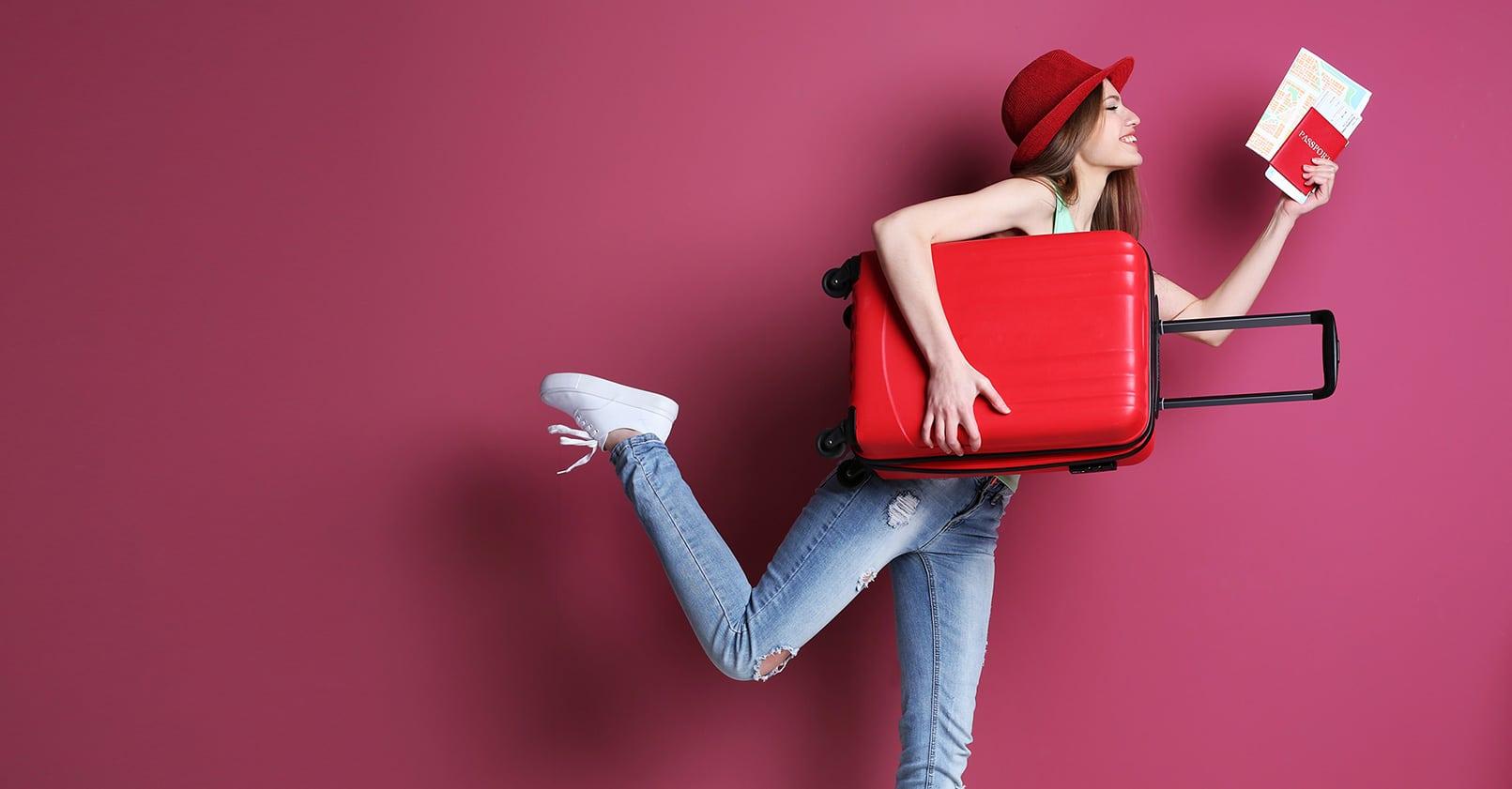 red traveller