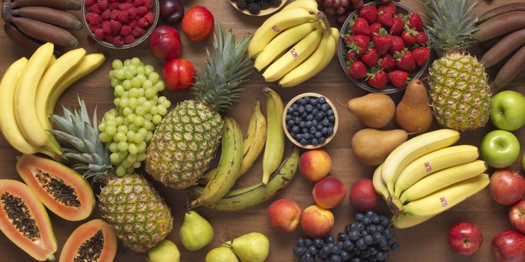 dole fruits