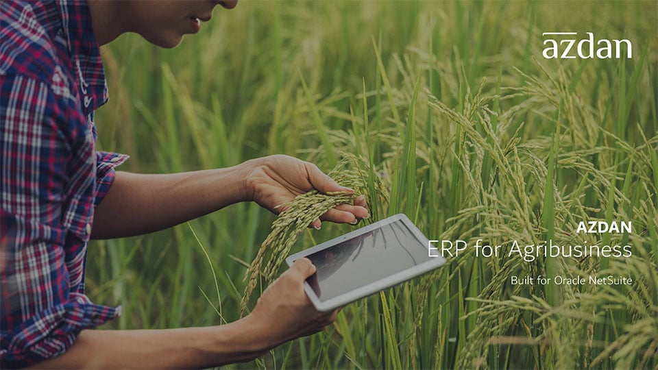 ERP for Agribusiness