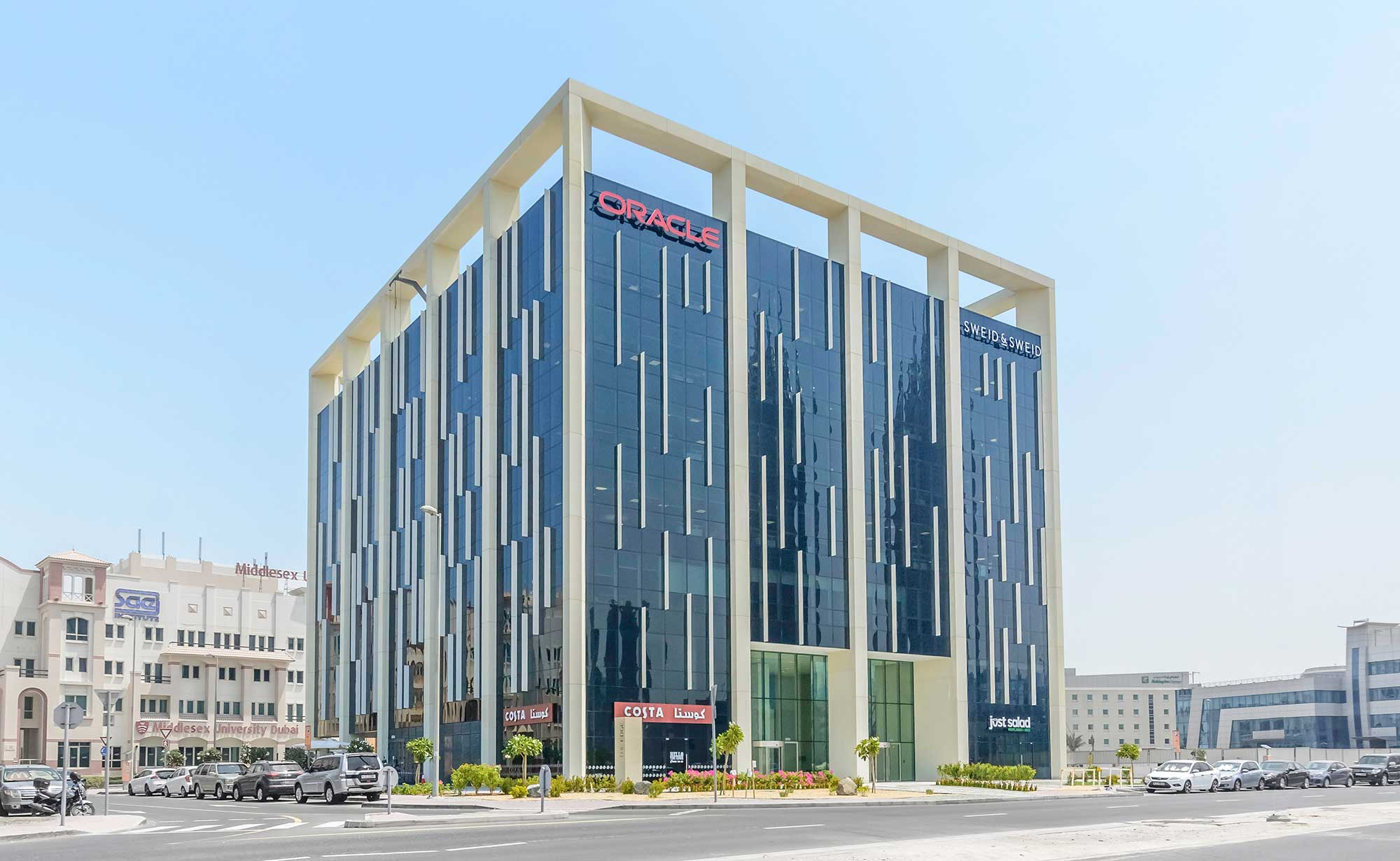 Oracle NetSuite support office in Dubai