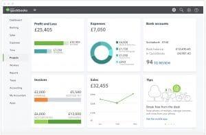 Oracle NetSuite vs Quickbooks